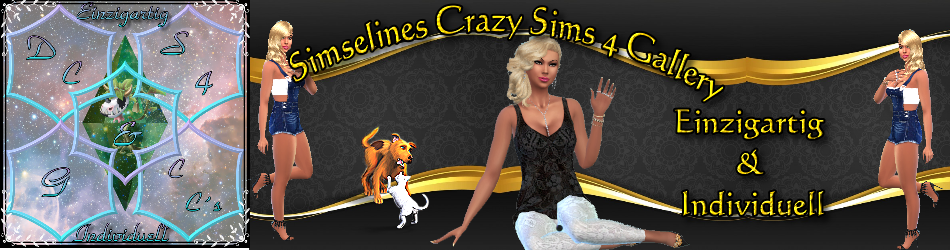 Simseline´s crazy Sims 4 Gallery